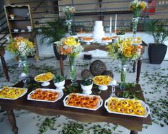 Festa de Casamento-Decora��o