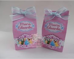 Caixinha Milk Princesas com 3D