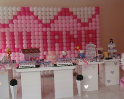 Decora��o Clean Hello Kitty e amigos