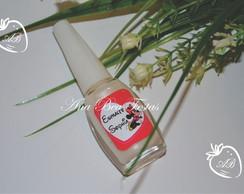Esmalte Personalizado Minnie Vermelha