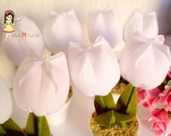 Vasinho Com Flor ( Tulipa)