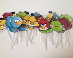 Toten Angry Birds Recortes Especiais