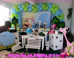Decora��o Clean Mesa Meu Amig�oz�o