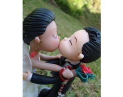 Noivinhos apaixonad�ssimos!!