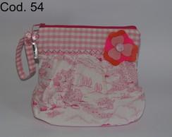 N�cessaire,bolsa proven�al rosa Cd 54