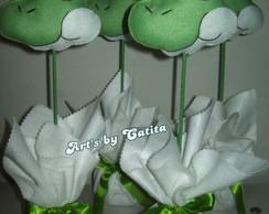 Enfeite de mesa Yoshi
