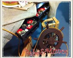 Kit festa pirata