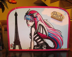Maleta Monster High em Paris