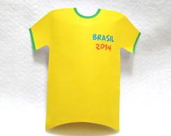 Convite - Caixinha - Futebol