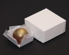 Caixa desmont�vel para 01 doces