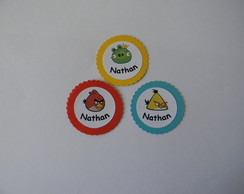 Tags Angry Birds - 4cm