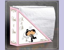 Porta guardanapo Casamento 01