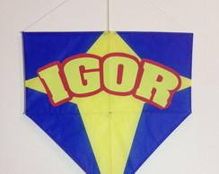 Pipa especial Igor