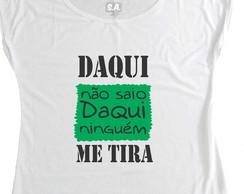 T-shirt Carnaval Daqui N�o Saio