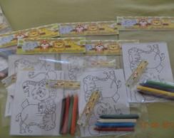 Kits Colorir