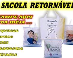 SACOLAS ECOL�GICA ECO BAG
