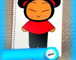 Caderno Pucca