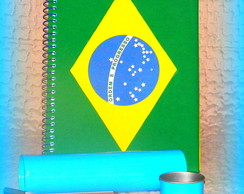 Caderno Brasil Copa