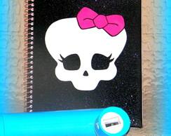 Caderno Monster High