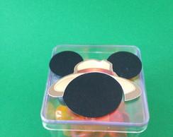 Caixinha Acr�lica- Mickey Safari