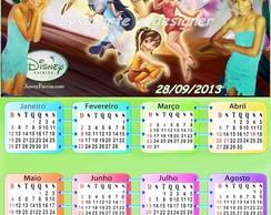 Lembran�a calend�rio 2014 personalizado