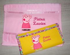 Kit escolar - Peppa Pig