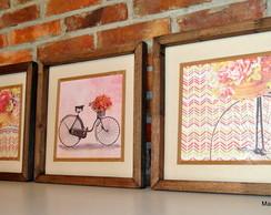 Bike - conjunto de quadros