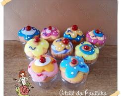 potinhos  Decorado Cupcake