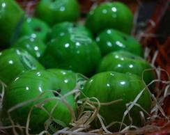 Sabonete Artesanal de Ma�a verde