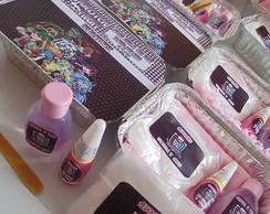 Lembrancinha Kit manicure personalizado