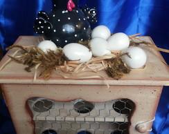 Porta ovos personalizado