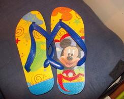 Chinelo Do Mickey
