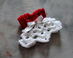 Lembrancinha Mini Vestido De Croch�