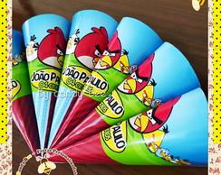 Cone Personalizado Angry Birds