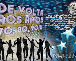 Convite Retr� 02