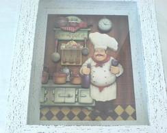 Quadro de Cozinha