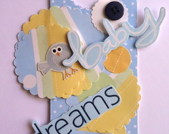 Door Hanger Baby Dreams
