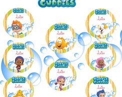 Toppers para doces Bubble Guppies