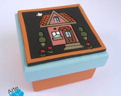 Caixa Quadrada CASINHAS 1