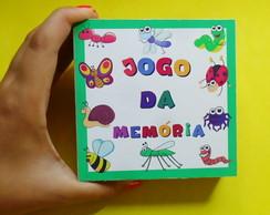 JOGO DA MEM�RIA ANIMAIS - pedag�gico
