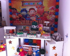 Decora��o do Cocoric�