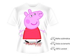Camisa Peppa Pig