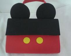 Lembrancinha Bolsa Minnie e Mickey