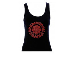 Regata Red Hot Chili Peppers Strass