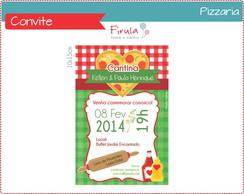 Convite Digital Pizzaria