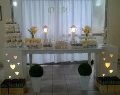decora��o proven�al para noivados