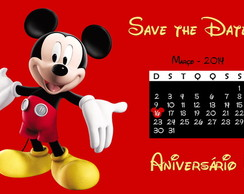 Mickey - Save the Date
