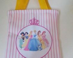 Sacolinhas Personalizada princesas