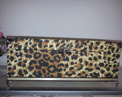 Mega Caixa Animal Print