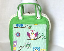 Lunch Bag T�rmica c/ Z�per 03- Encomende